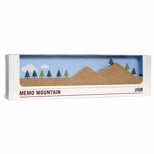 Memo Mountain Packaging