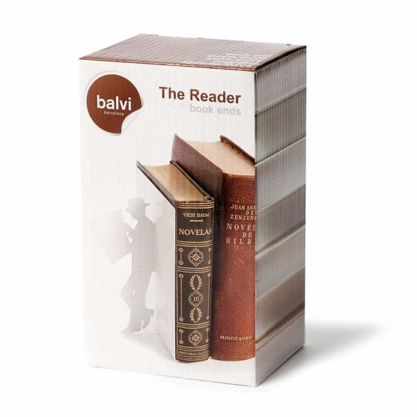 Leaning man bookend by balvi