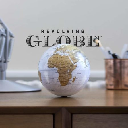 The Revolving Globe By Luckies of London