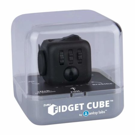 Original Graphite Black Fidget Cube by Antsy Labs
