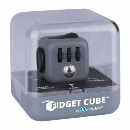 Classic Graphite Fidget Cube by Antsy Labs