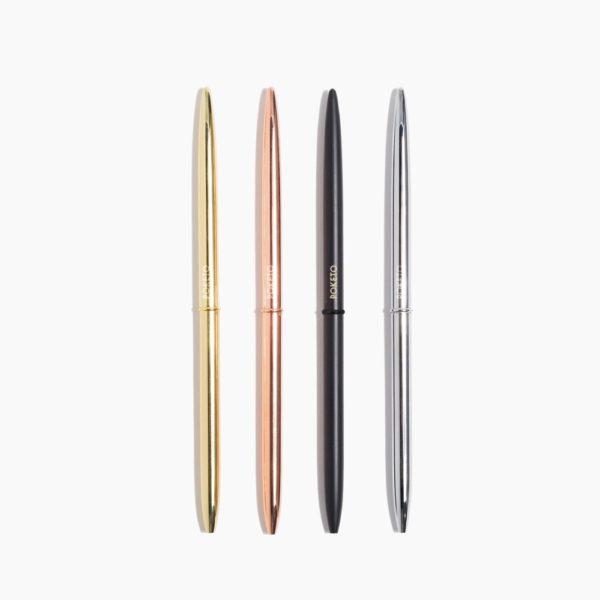 Poketo Slim Metal Pen Set