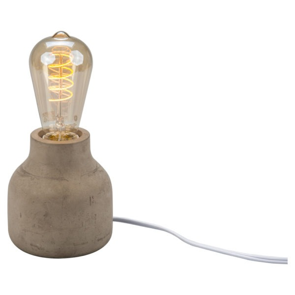 Beacon Concrete Desk Lamp
