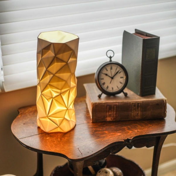 Origami Cool Desk Lamp